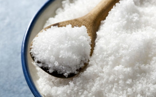 Папиллома: лечение солью