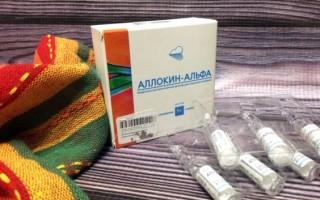Аллокин-альфа от ВПЧ: инструкция и отзывы