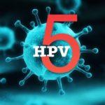 ВПЧ  5 типа у женщин и мужчин